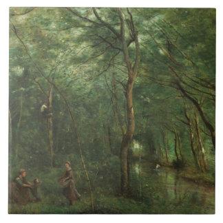 Jean-Baptiste-Camilo Corot - recolectores da