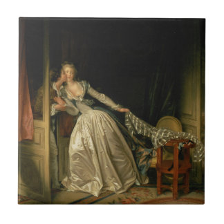 Jean-Honore Fragonard - o beijo roubado - belas