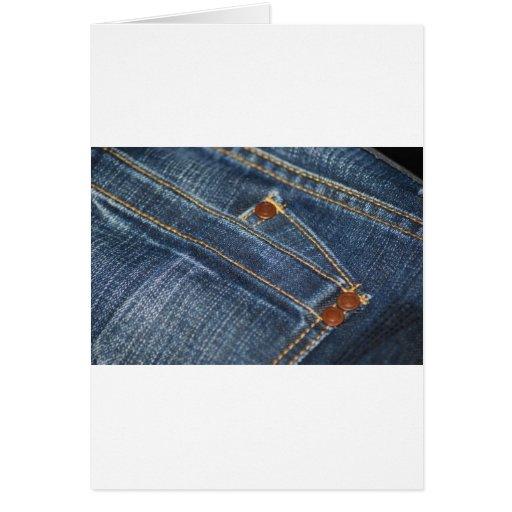 Jeans Cartão
