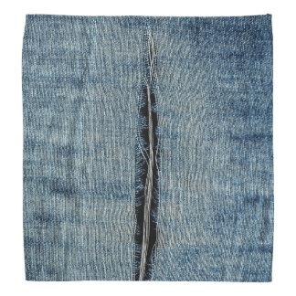 Jeans rasgados bandana