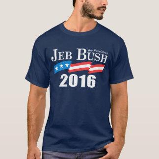 Jeb Bush 2016 Camiseta
