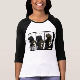 Jeff, Jane, & camisa das citações de Liu Camiseta