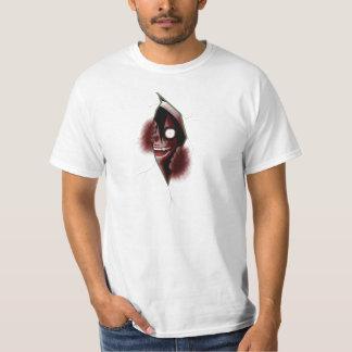 Jeff o assassino CreepyPasta Camiseta