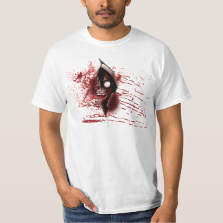 Jeff o assassino CreepyPasta Tshirt