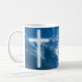 Jeremiah 29; 11- cristão de 14% pipe% caneca de café
