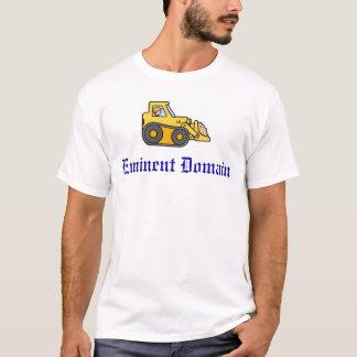 Jérsei do domínio eminente camiseta