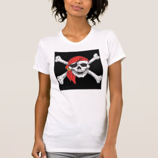 Jérsei do pirata tshirt