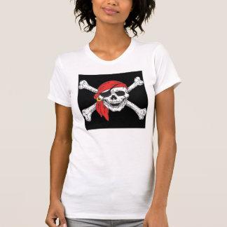 Jérsei do pirata camisetas