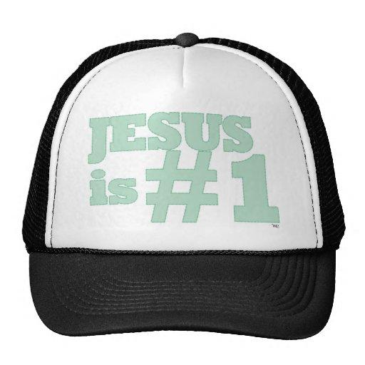Jesus #1 boné