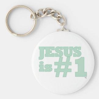Jesus #1 chaveiros