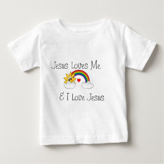 Jesus ama-me t-shirt