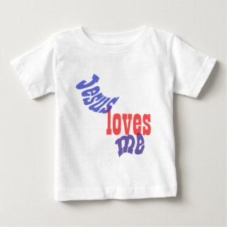 Jesus ama-me t-shirts