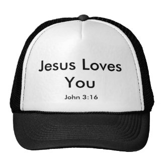 Jesus ama-o, 3:16 de John Boné