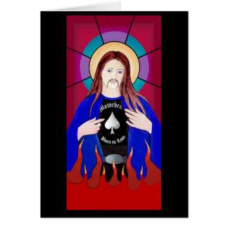 JESUS AMA O CARTÃO DE LEMMY
