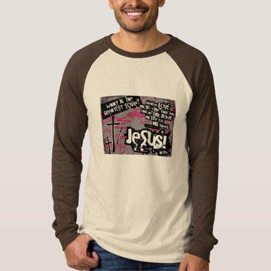 Jesus! Camiseta