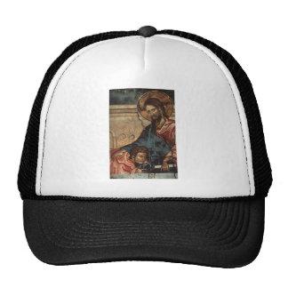 """Jesus Cristo e St John o apóstolo"". Bone"