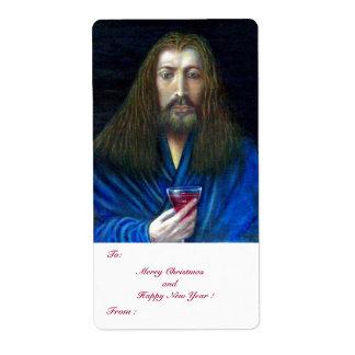 JESUS CRISTO, O CÁLICE ETIQUETA DE FRETE