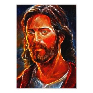 Jesus de Nazareth Convite 12.7 X 17.78cm