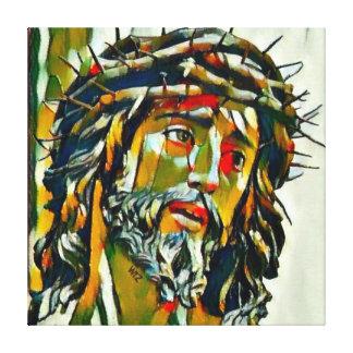 Jesus do óleo de Nazareth no retrato das canvas