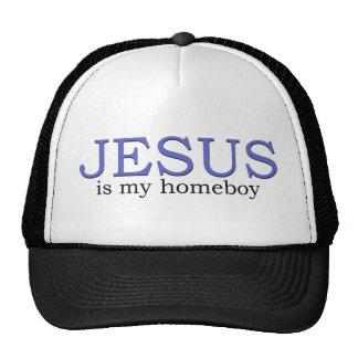 Jesus é meu ficar em casa bone