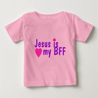 Jesus é meu t-shirt do melhor amigo para sempre