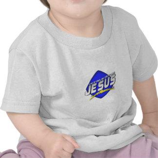 Jesus, é o mais fantástico camiseta