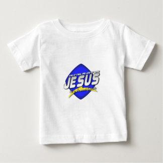 Jesus, é o mais fantástico camiseta para bebê