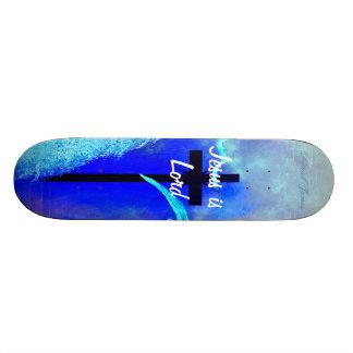Jesus é skate do senhor