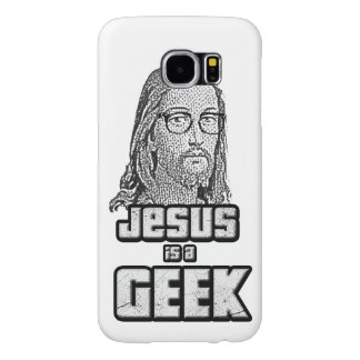 Jesus é um geek capas samsung galaxy s6