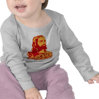 Jesus era um socialista t-shirt