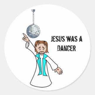 Jesus era uma etiqueta do dançarino