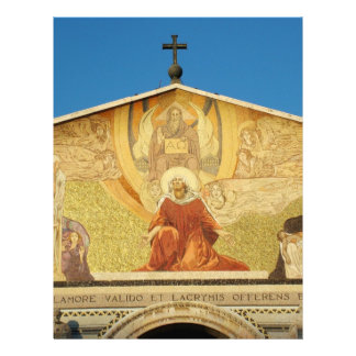 Jesus, filho do DEUS na igreja das nações Papéis De Carta Personalizados
