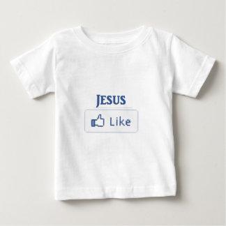 Jesus gosta tshirts