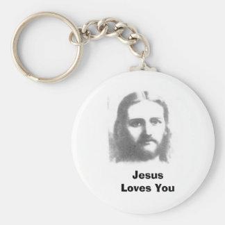 jesus, Jesus ama-o Chaveiro