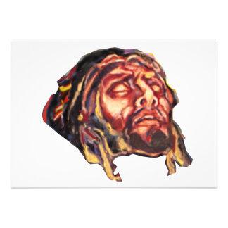 Jesus. Kopfbild Convites