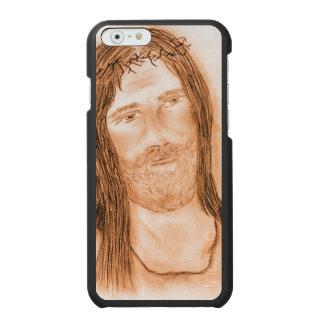 Jesus na luz capa carteira incipio watson™ para iPhone 6
