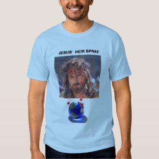 Jesus' O sangue, sangue deixa cair, sangue Camisetas