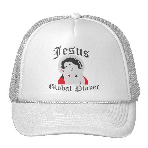 Jesus Player Global Bones
