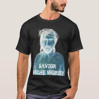 JESUS, SALVADOR, DO MUNDO! TSHIRT