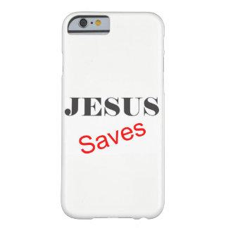 Jesus salvar capas de iphone