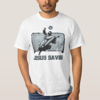 Jesus salvar o t-shirt camiseta