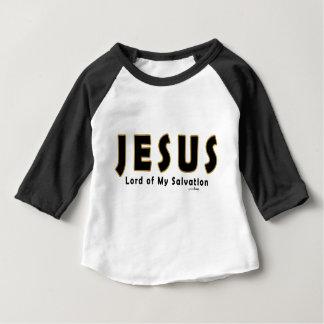 Jesus, senhor de meu salvação camisetas