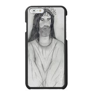 Jesus vestido com robe capa carteira incipio watson™ para iPhone 6
