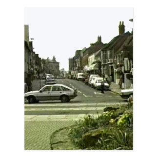 jGibney 1986 da rua de Stratford-em cima-Avon Cartao Postal