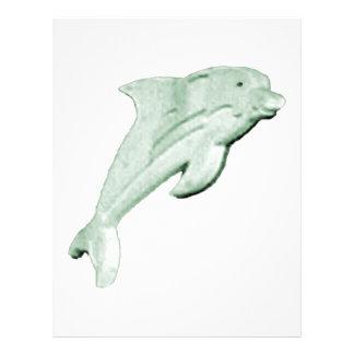 jGibney 2009 de Daytona Beach do golfinho O MUSEU Papeis De Carta Personalizados