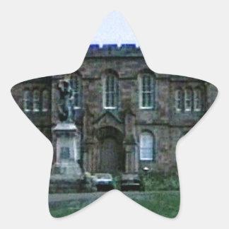 jGibney da arte snap-37689a do castelo de Scotland Adesito Estrela