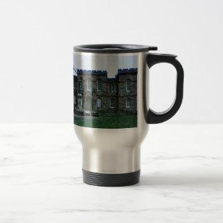 jGibney da arte snap-37689a do castelo de Scotland Caneca Térmica