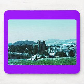 jGibney da arte snap-38784 do castelo de Scotland Mouse Pad