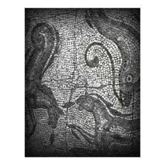 jGibney romano de Inglaterra 1986 Mural1 Papel De Carta