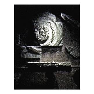 jGibney romano do deus snap-13584 de Inglaterra Papéis De Carta Personalizados